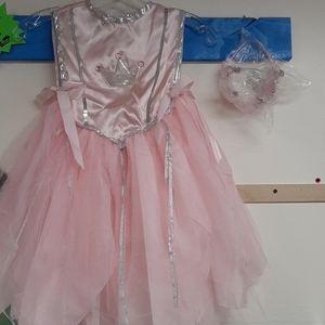 Brand New Princess Dress with Tiara.